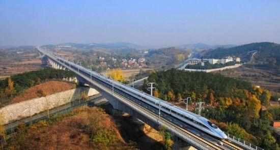 重点工程——沪昆高铁(湖南段)