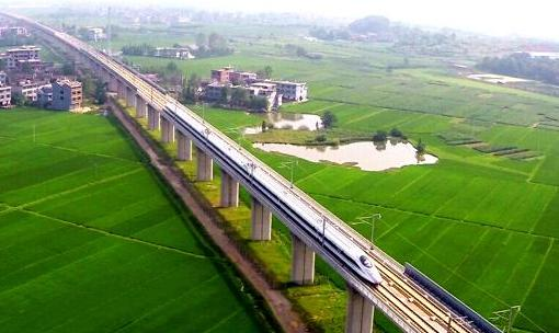 重点工程——沪昆高铁(贵州东段)