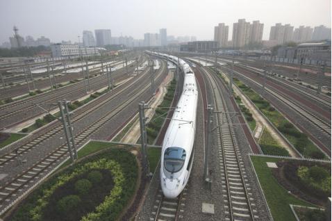 重点工程——京沪高铁