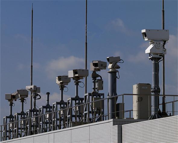 物联网——智慧安防综合监控系统