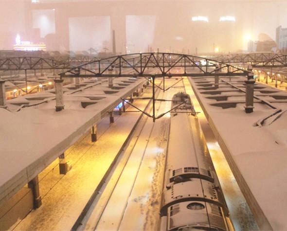 重点工程——哈齐高铁