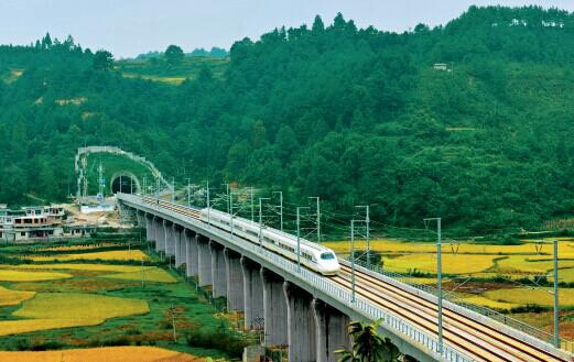 Key project - Guiyang-Guangzhou High-speed Railway